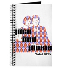 Jack and Jackie Totally BFFs Journal
