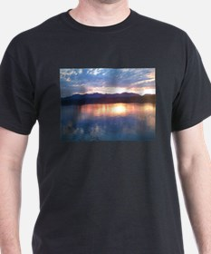 sunlight reflections on the c T-Shirt