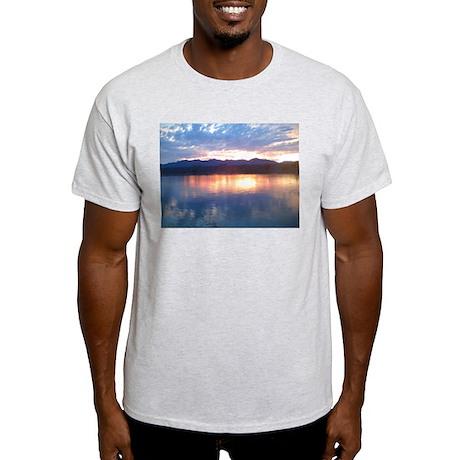 sunlight reflections on the c Light T-Shirt