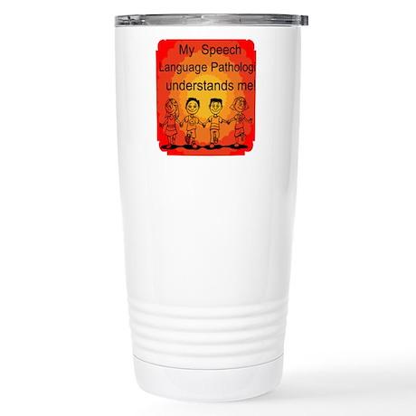 My SLP - Summer Stainless Steel Travel Mug