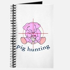 pig hunting Journal