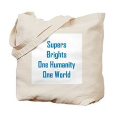 Supers/Brights Tote Bag