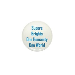 Supers/Brights Mini Button (100 pack)
