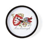 MacMurrogh Sept Wall Clock
