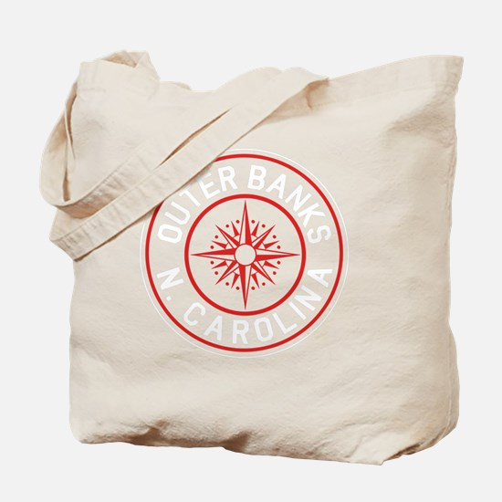 Cute Outer banks Tote Bag