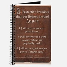 3 protective promises Journal