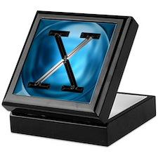 X Keepsake Box