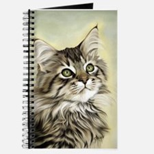 Funny Cat artists Journal