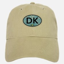 Duck NC - Oval Design Baseball Baseball Cap