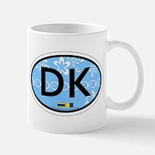 Duck NC - Oval Design Mug