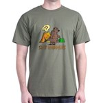 Shit Happens Dark T-Shirt