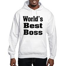 World's Best Boss Hoodie