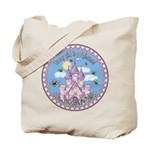 Princess Castle Tote Bag