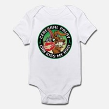 Cerebral Palsy Can Kiss My As Infant Bodysuit