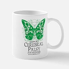 Cerebral Palsy Butterfly 2 Small Small Mug