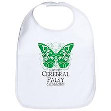 Cerebral Palsy Butterfly 2 Bib