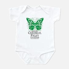 Cerebral Palsy Butterfly 2 Infant Bodysuit
