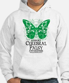 Cerebral Palsy Butterfly 2 Hoodie