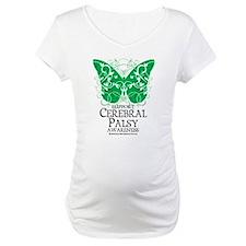 Cerebral Palsy Butterfly 2 Shirt
