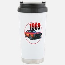 Cool Mustang cobra Travel Mug