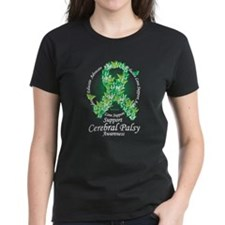 Cerebral Palsy Ribbon of Butt Tee