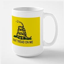 Gadsden Flag Large Mug
