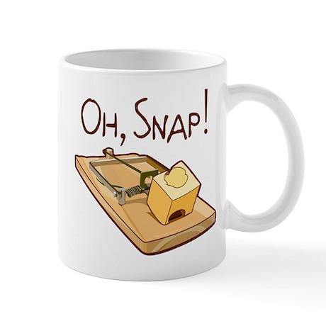 """Oh, Snap!"" Mug"