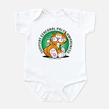 Cerebral Palsy Cat Infant Bodysuit