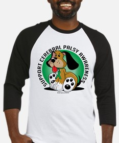 Cerebral Palsy Dog Baseball Jersey