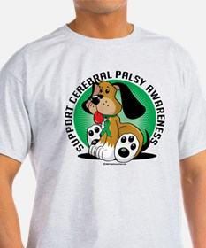 Cerebral Palsy Dog T-Shirt