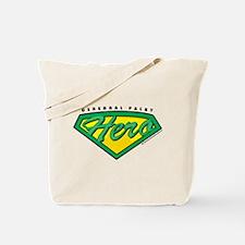 Cerebral Palsy Hero Tote Bag