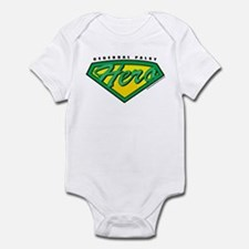 Cerebral Palsy Hero Infant Bodysuit
