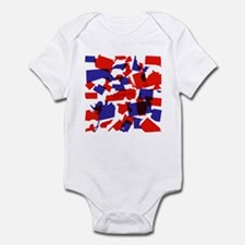 No Longer United States Infant Bodysuit