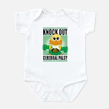 Knock Out Cerebral Palsy Infant Bodysuit