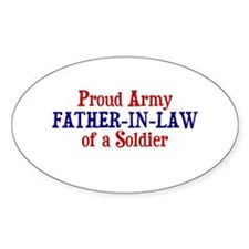 Proud Army FIL Decal