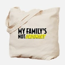 My Family Tote Bag