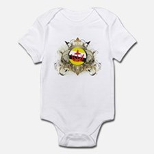 Stylish Brunei Infant Bodysuit