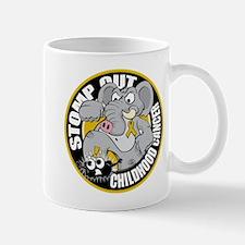 Stomp Out Childhood Cancer Mug