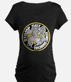Stomp Out Childhood Cancer T-Shirt