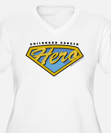 Childhood Cancer Hero T-Shirt