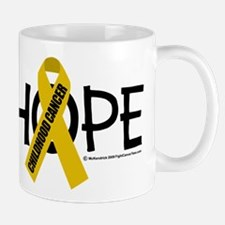 Childhood Cancer Hope Mug