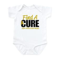 Childhood Cancer Find A Cure Infant Bodysuit