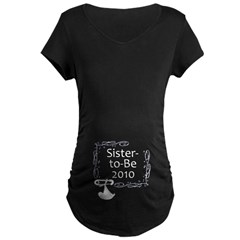 Sister-to-Be 2010 T-Shirt