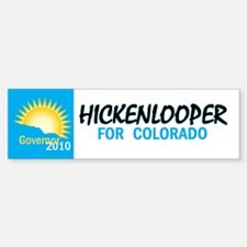 Hickenloop 2010 Bumper Bumper Sticker