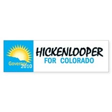 Hickenloop 2010 Bumper Sticker