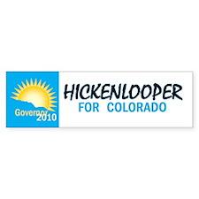 Hickenloop 2010 Car Sticker