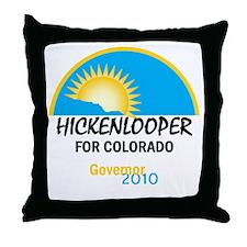 Hickenloop 2010 Throw Pillow