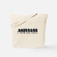 FOOTBALL *4* {gray} Tote Bag