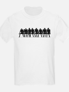 FOOTBALL *4* {gray} T-Shirt