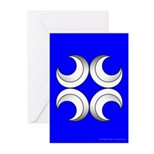 Caid Populace Greeting Cards (Pk of 20)